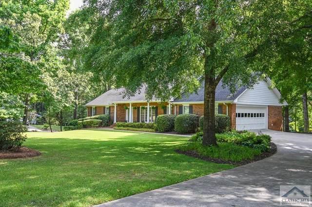 1121 Twin Lakes Road, Athens, GA 30606 (MLS #981798) :: Signature Real Estate of Athens