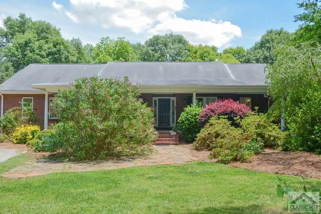 535 Whit Davis Road, Athens, GA 30605 (MLS #981829) :: Signature Real Estate of Athens
