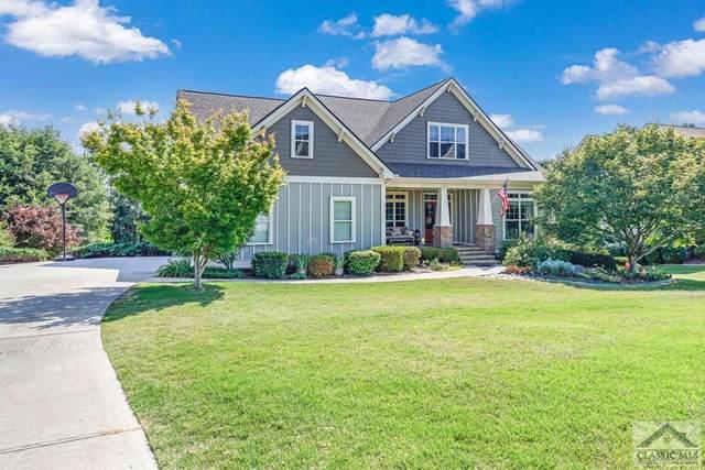 3012 Brooks Trail, Monroe, GA 30656 (MLS #981834) :: Signature Real Estate of Athens