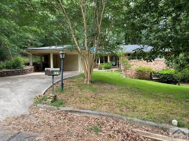115 Sherwood Court, Athens, GA 30606 (MLS #981848) :: Signature Real Estate of Athens
