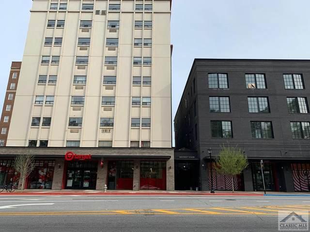 131 Broad Street E #603, Athens, GA 30601 (MLS #981868) :: Signature Real Estate of Athens