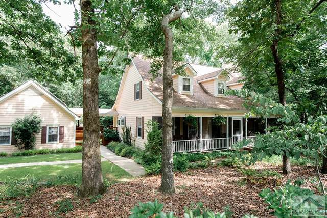 110 Wyndfield Place, Athens, GA 30605 (MLS #981876) :: Signature Real Estate of Athens