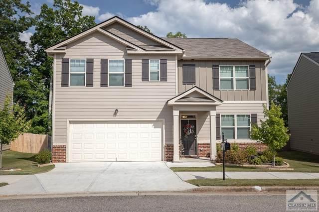 501 Park West Blvd, Athens, GA 30606 (MLS #981877) :: Signature Real Estate of Athens