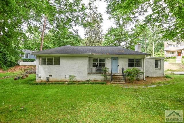 1620 Milledge Avenue S, Athens, GA 30605 (MLS #981878) :: Athens Georgia Homes