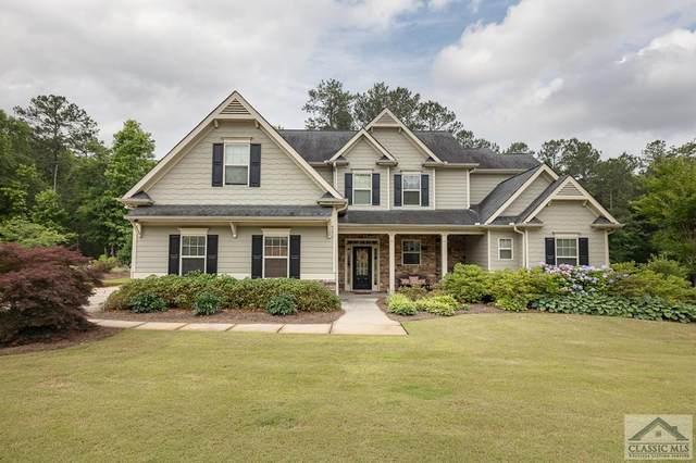 4893 Whitlow Ridge Drive, Bishop, GA 30621 (MLS #981879) :: Signature Real Estate of Athens