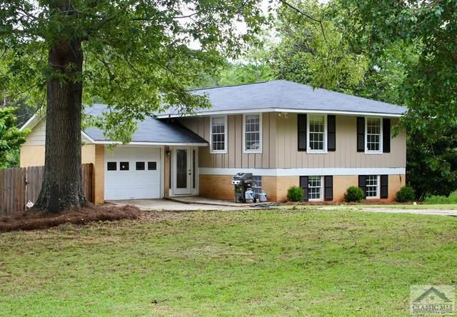 594 Camelot Drive, Athens, GA 30606 (MLS #981883) :: Signature Real Estate of Athens