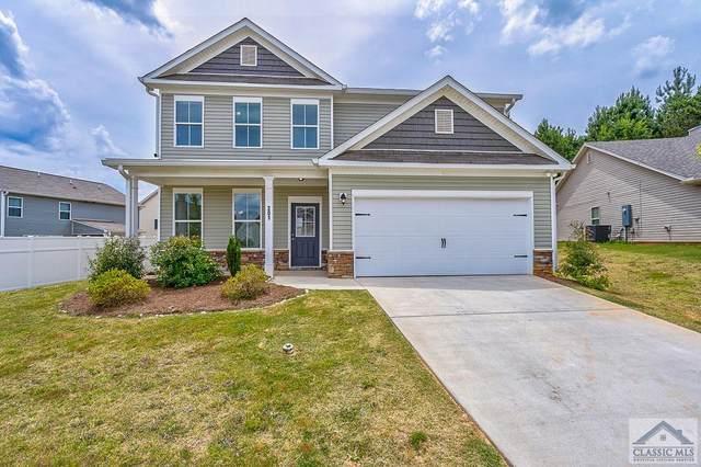 201 Morning Drive, Bogart, GA 30622 (MLS #981891) :: Signature Real Estate of Athens