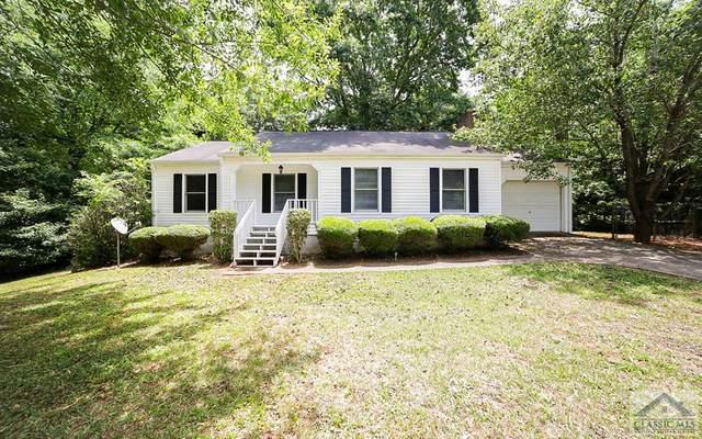 250 Brookstone Drive, Athens, GA 30605 (MLS #981906) :: Athens Georgia Homes