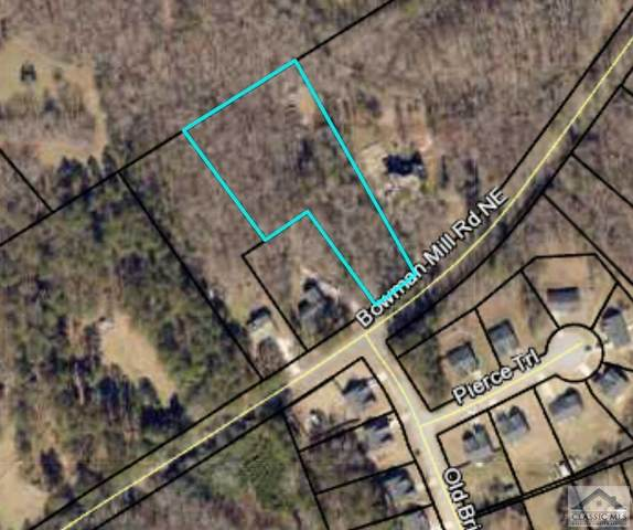 0 Bowman Mill Road Ne, Winder, GA 30680 (MLS #981910) :: Team Cozart