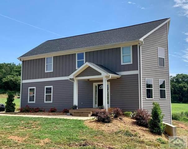 424 Middle Fork Lane, Carnesville, GA 30521 (MLS #981928) :: Signature Real Estate of Athens