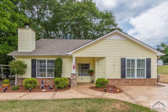 1011 Katie Lane, Watkinsville, GA 30677 (MLS #981937) :: Signature Real Estate of Athens