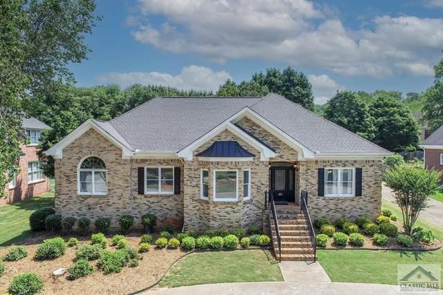 1351 Eugenia Terrace, Lawrenceville, GA 30046 (MLS #981939) :: Signature Real Estate of Athens