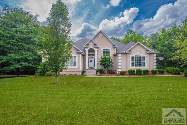 125 Brush Creek Road, Colbert, GA 30628 (MLS #981963) :: Team Cozart