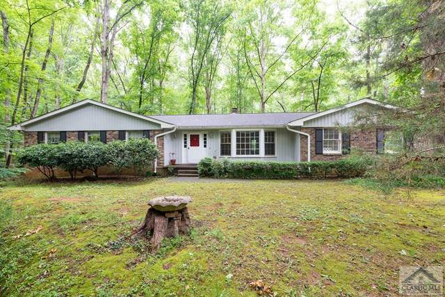 245 Homestead Drive, Athens, GA 30605 (MLS #981999) :: Signature Real Estate of Athens
