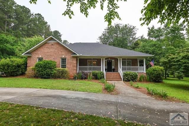 115 Hidden Lake Drive, Hull, GA 30646 (MLS #982026) :: Athens Georgia Homes