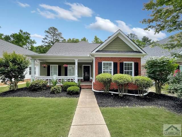 2542 Eisenhower Avenue, Bogart, GA 30622 (MLS #982037) :: Signature Real Estate of Athens