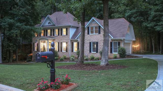 1281 Ferncreek Drive, Bogart, GA 30622 (MLS #982040) :: Athens Georgia Homes
