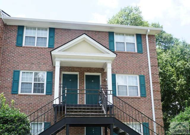 100 Woodstone Drive #15, Athens, GA 30605 (MLS #982087) :: Signature Real Estate of Athens