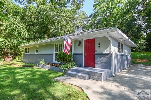 139 Riverdale Drive, Athens, GA 30605 (MLS #982102) :: Athens Georgia Homes