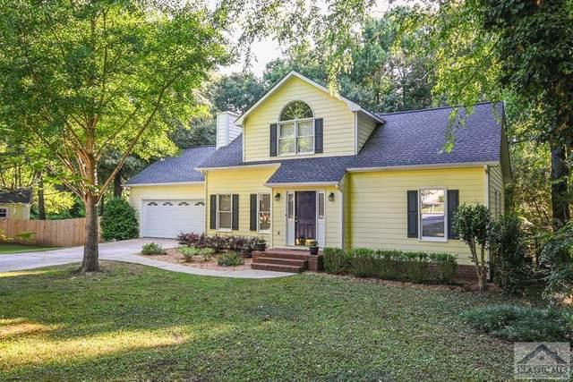 124 Greenbrier Way, Athens, GA 30605 (MLS #982142) :: Todd Lemoine Team