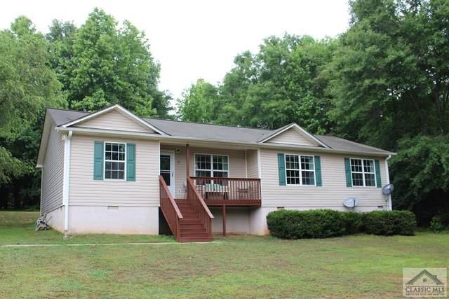 11 Rose Hill Drive, Athens, GA 30601 (MLS #982159) :: Team Cozart