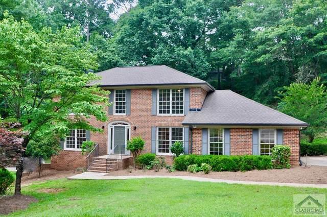 330 Stoneland Drive, Athens, GA 30606 (MLS #982165) :: Athens Georgia Homes