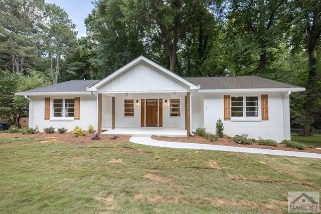 175 Annes Court, Athens, GA 30606 (MLS #982178) :: Athens Georgia Homes