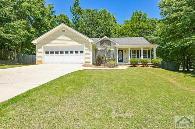 380 Long Estates Drive, Danielsville, GA 30633 (MLS #982180) :: Team Cozart