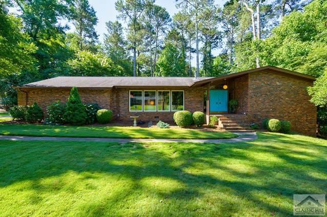 550 Forest Road, Athens, GA 30605 (MLS #982195) :: Team Cozart