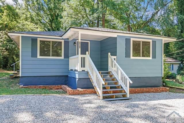 181 Johnson Drive, Athens, GA 30605 (MLS #982206) :: Team Cozart