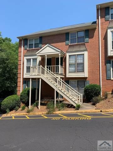 200 Cloverhurst Avenue E #22, Athens, GA 30605 (MLS #982236) :: Athens Georgia Homes