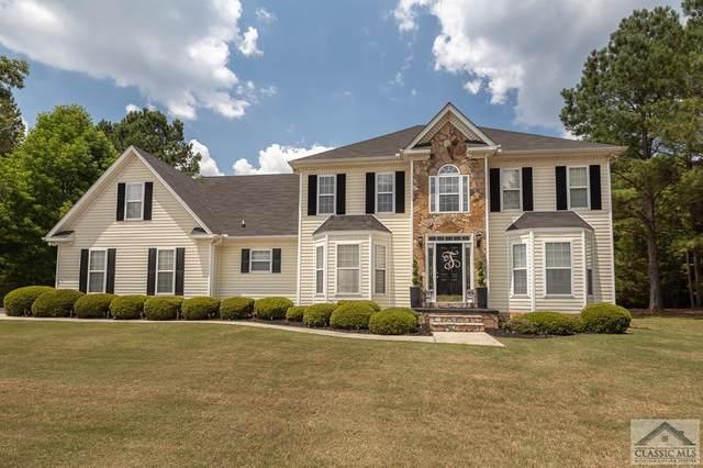 445 Millstone Circle, Athens, GA 30605 (MLS #982237) :: Athens Georgia Homes