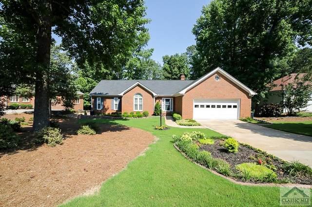 166 Woodhaven Circle, Athens, GA 30606 (MLS #982239) :: Athens Georgia Homes