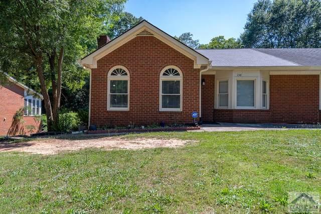 156 Civitan Club Drive, Athens, GA 30605 (MLS #982268) :: Signature Real Estate of Athens