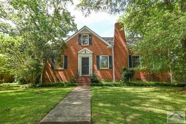 395 Hampton Court, Athens, GA 30605 (MLS #982300) :: Team Cozart