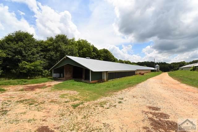 1208 Crawford Smithonia Road, Crawford, GA 30630 (MLS #982391) :: Signature Real Estate of Athens