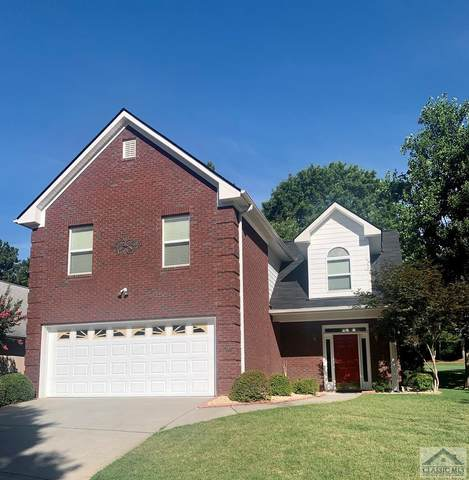 140 Cambridge Drive, Athens, GA 30606 (MLS #982413) :: Athens Georgia Homes