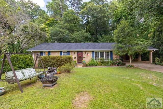 155 Westwood Avenue, Bogart, GA 30622 (MLS #982430) :: Signature Real Estate of Athens