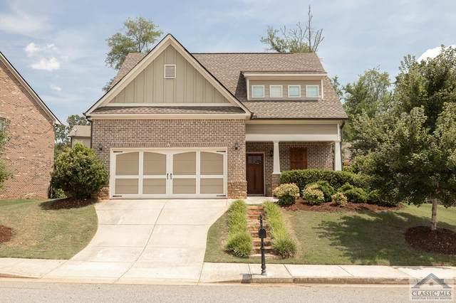 384 Township Lane, Athens, GA 30606 (MLS #982505) :: Signature Real Estate of Athens