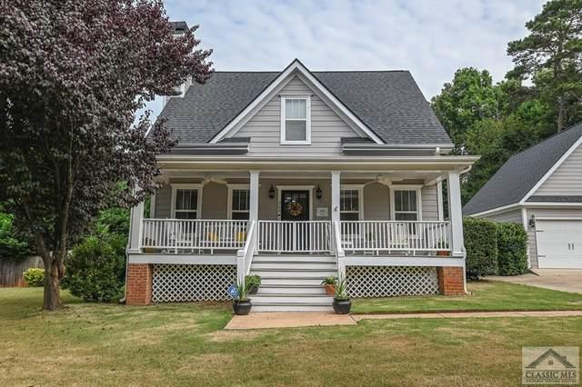 262 Brickyard Road, Comer, GA 30629 (MLS #982553) :: Signature Real Estate of Athens