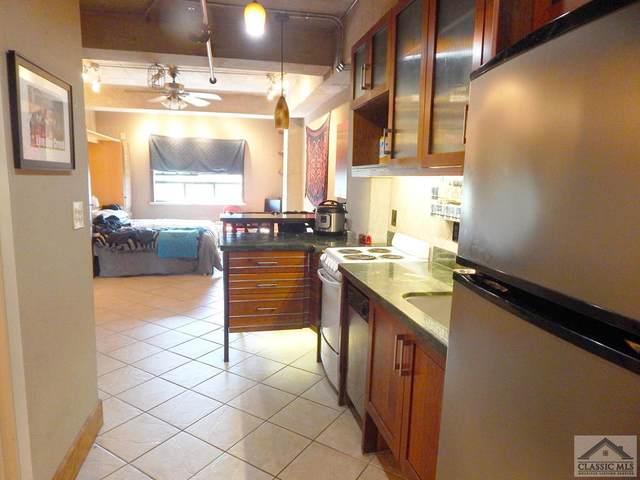 131 Broad Street E #503, Athens, GA 30601 (MLS #982560) :: Signature Real Estate of Athens