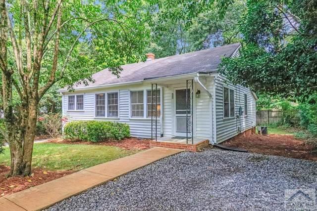 210 Gloria Street, Athens, GA 30605 (MLS #982573) :: Athens Georgia Homes