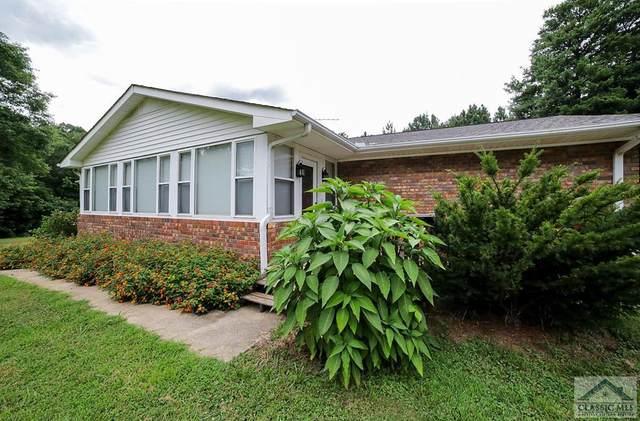 104 Smithsonia Road, Nicholson, GA 30565 (MLS #982578) :: Signature Real Estate of Athens