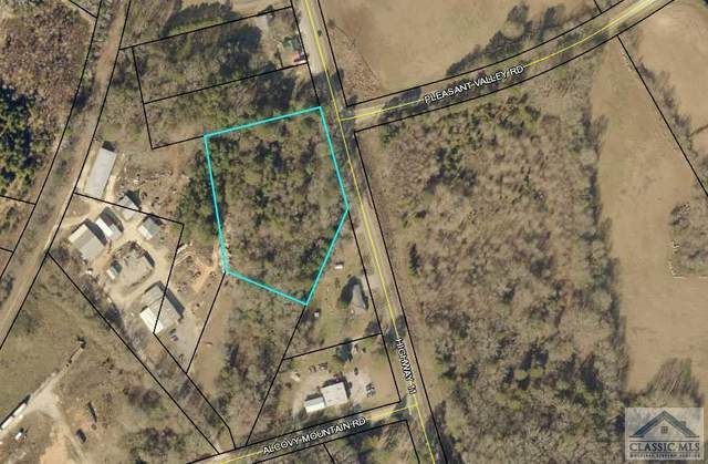 0 Hwy 11, Monroe, GA 30655 (MLS #982589) :: Signature Real Estate of Athens