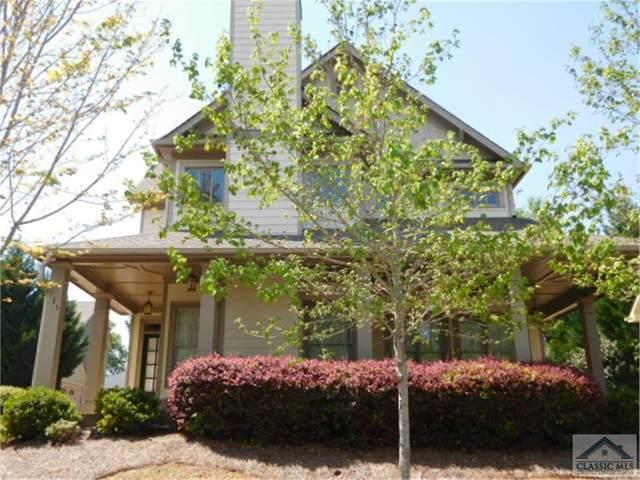 135 Idlewilde Drive, Athens, GA 30606 (MLS #982621) :: Signature Real Estate of Athens