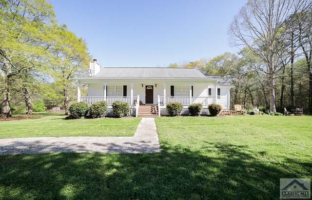 6561 Jefferson River Road, Athens, GA 30607 (MLS #982631) :: Signature Real Estate of Athens