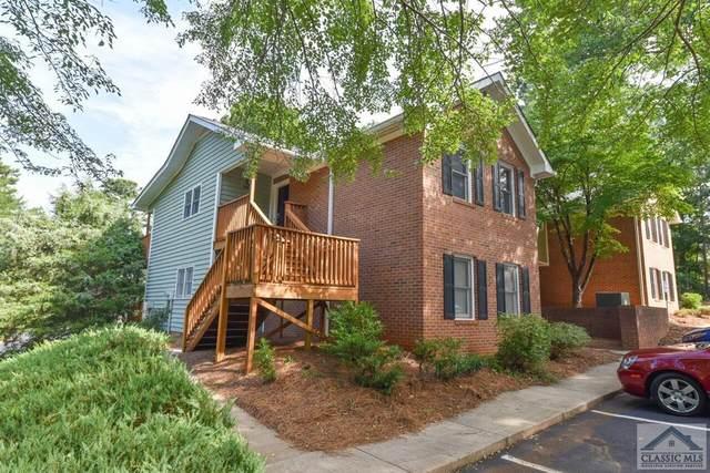 345 Research Drive #230, Athens, GA 30605 (MLS #982642) :: Todd Lemoine Team