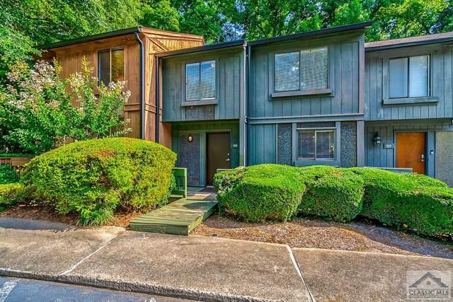 108 Fernbanks Court #108, Athens, GA 30605 (MLS #982652) :: Signature Real Estate of Athens