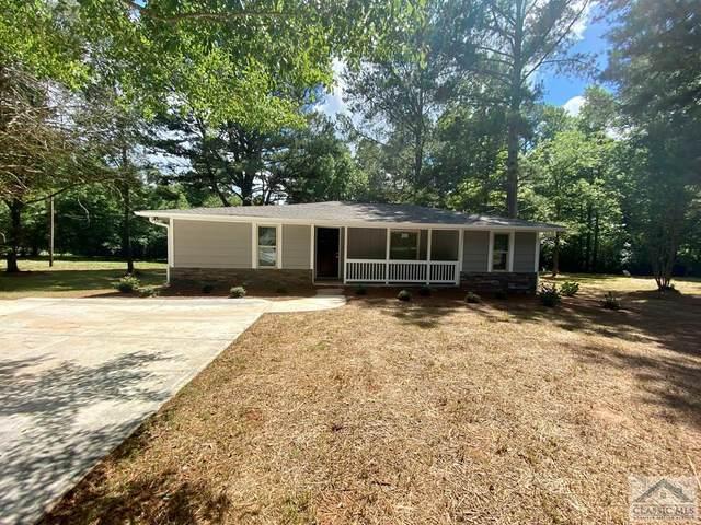 1421 Cemetery Road, Bishop, GA 30621 (MLS #982661) :: Team Reign