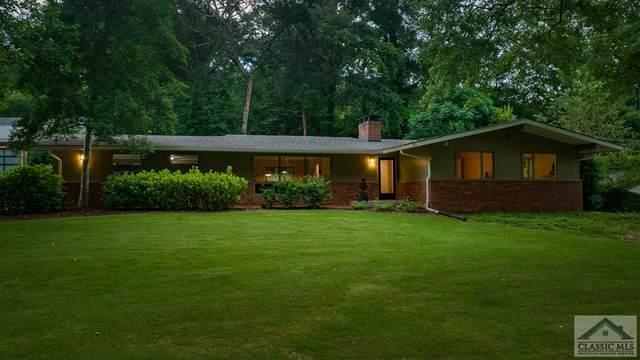 325 Duncan Springs Road, Athens, GA 30606 (MLS #982680) :: Signature Real Estate of Athens